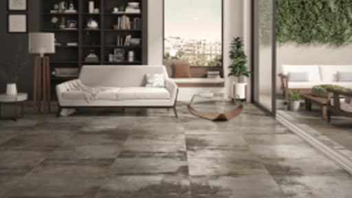 Nation Camouflage Porcelain Tile
