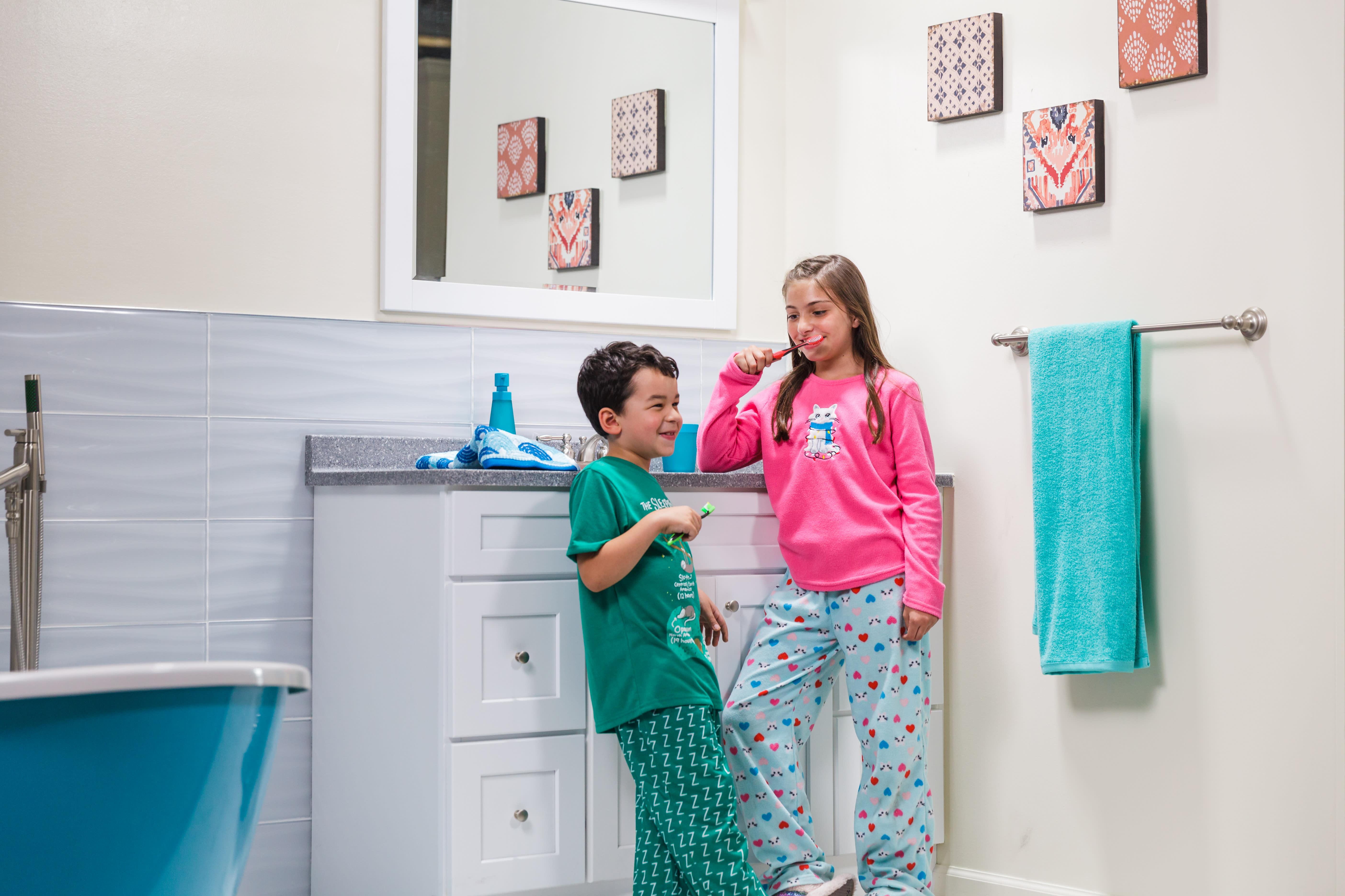 Children Bathroom Vanity