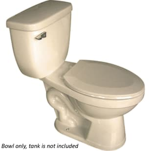 Atlantic II Elongated Bone Toilet Bowl