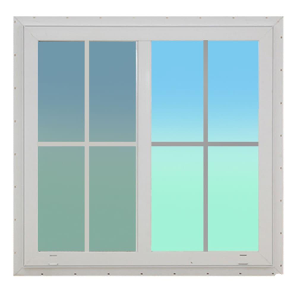 4550269 Windows, New Construction Vinyl