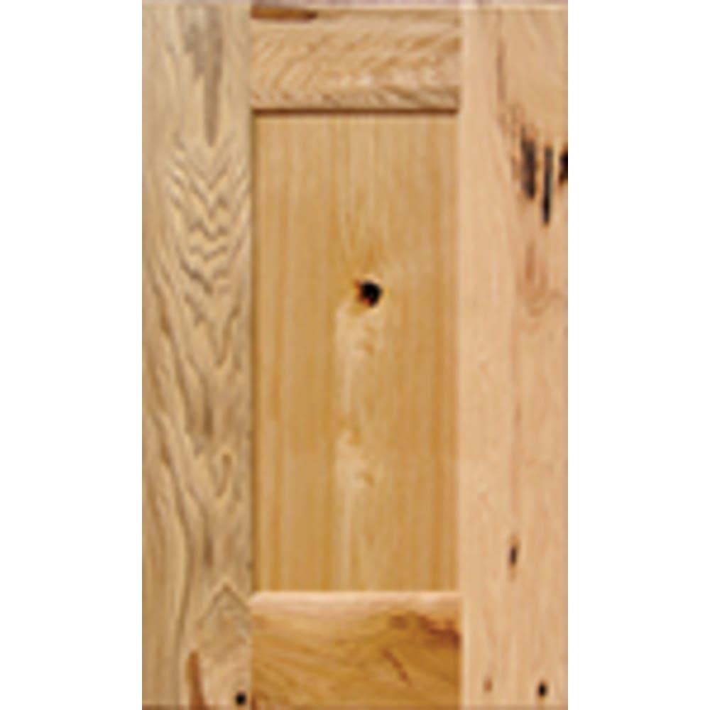 Faircrest Hickory Shaker Cabinet Door