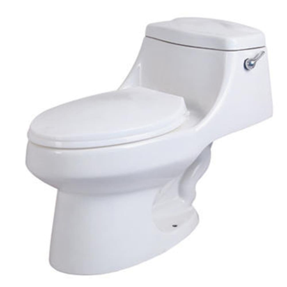 Pacific ll White Toilet
