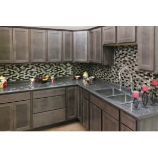 Smart Squire Slate Gray Shaker Kitchen Cabinets