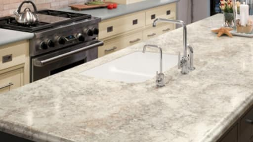 Countertop Kitchen Scene