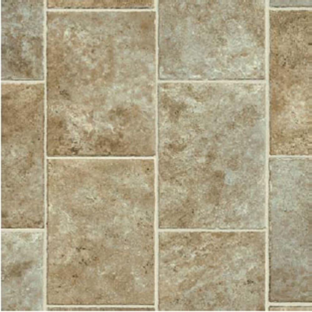 Armstrong Flexstep 12' Bedrock Brown Sugar Vinyl Flooring