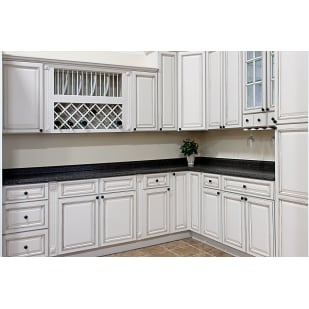 Sunnywood Sanibel White Kitchen Cabinets