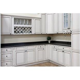 Sunnywood Sanibel White Kitchen Cabinets
