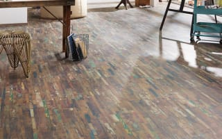 Boat Wood Laminate Flooring