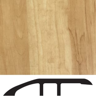 5556018 Luxury Vinyl Floor Reducer Molding   Natural Maple