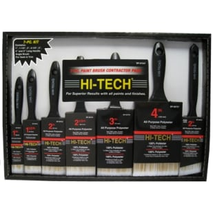 6608107 Paint Sundries, Brush Sets