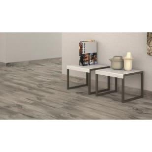 "7""x 20"" Bosse Grey Ceramic Tile"