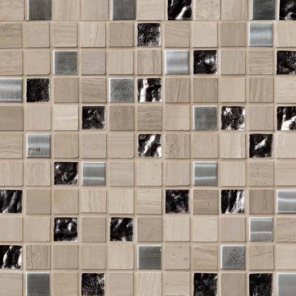 5536588 Castle Rock Glass Stone Mosaic Tile