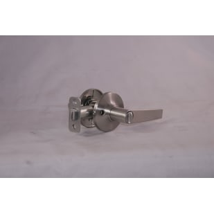 Satin Nickel Privacy Lever