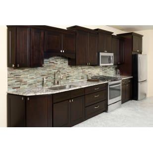 Heritage Espresso Shaker Kitchen Cabinets