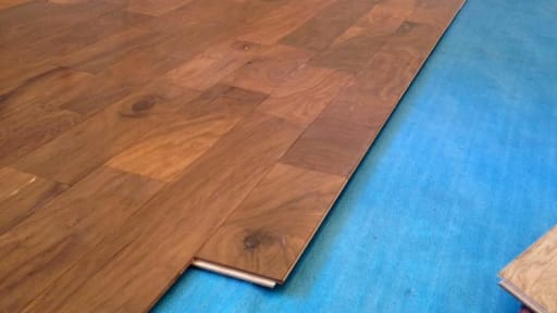 Keeping Your New Laminate Floor Quiet, Does Laminate Flooring Reduce Noise
