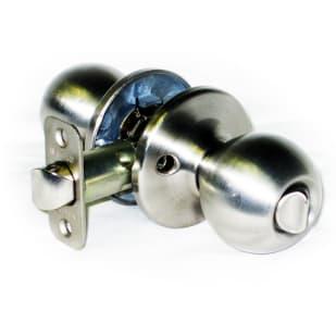 7528234 Entry Ball Lockset Satin Nickel
