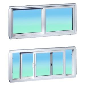 4550184 Windows, Basement Vinyl Windows