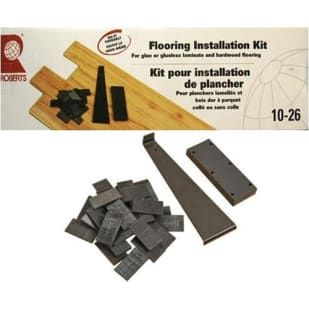 Roberts Laminate Flooring Installation Kit