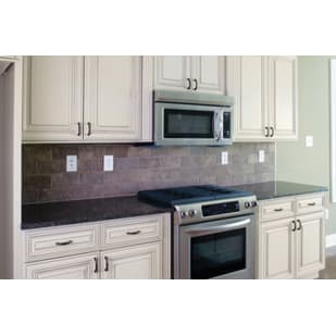 Heritage Madison White Kitchen Cabinets