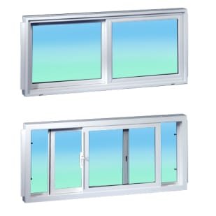 4550180 Windows, Basement Vinyl Windows