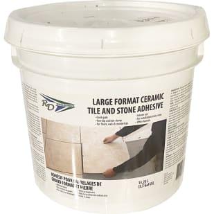 5552784 Large Format Tile  amp  Stone Premixed Adhesive