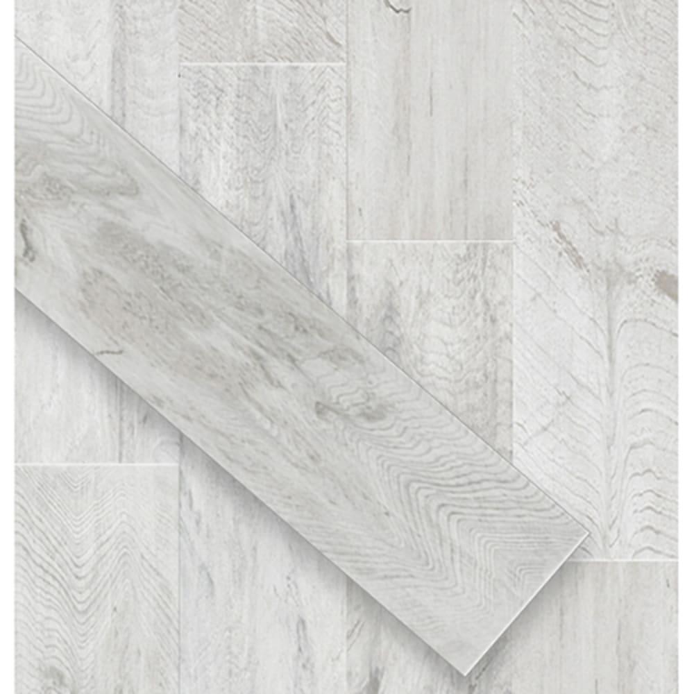 5538016 Legno Bianco 6x24 Ceramic Wood Look Plank