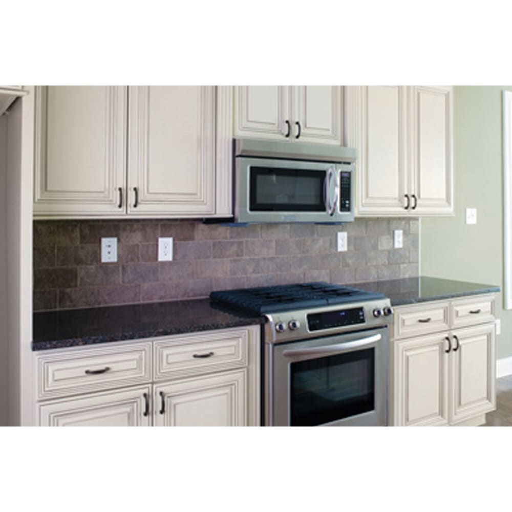 Kitchen Cabinet Lines: Heritage Madison White Cabinets