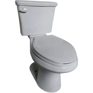 Freeport White Elongated Toilet Bowl