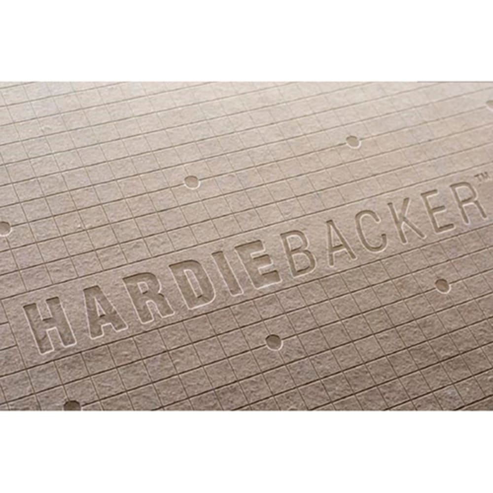 - EVI Hardie Backer Tile Cement Board Home Outlet