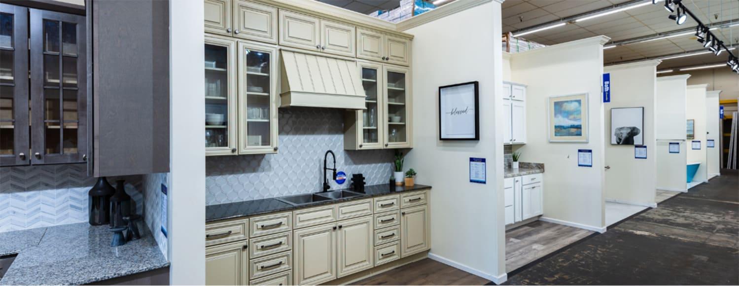 Kitchen Beauty Bays