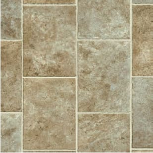 Armstrong Flexstep 12' Bedrock Brown Sugar Vinyl Flooring