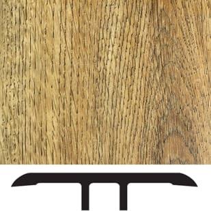 5556016 Luxury Vinyl Floor Transition Molding   Antique Oak