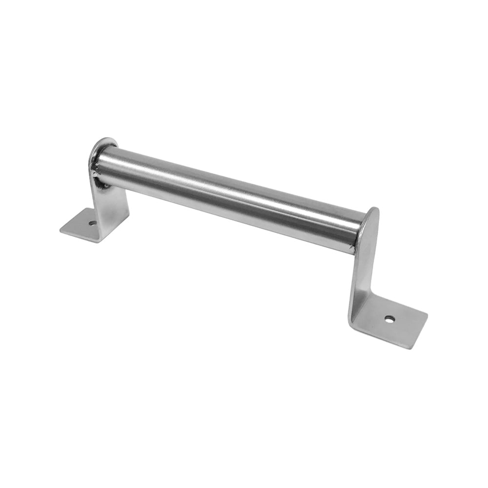 Barn Door Handle Nickel Sku 4520187 Barton S Home