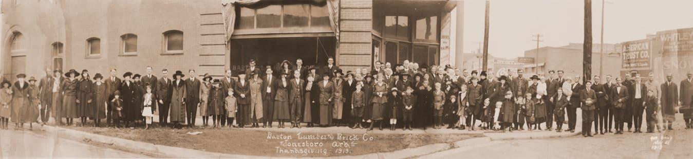 E.C. Barton & Company Partners Early Days