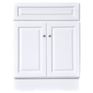 "North Timber Harbor White 24"" x 18"" Vanity Base"