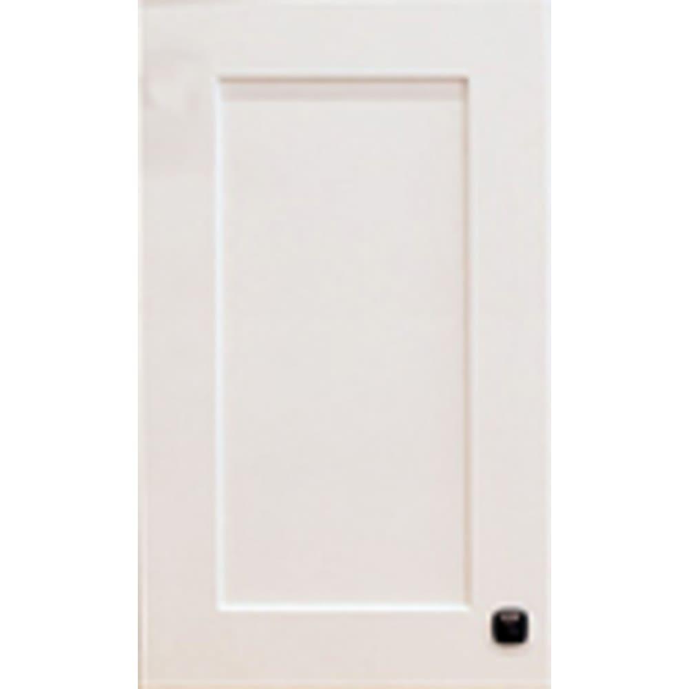 Faircrest White Shaker Cabinet Door