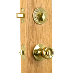 Newgard Tulip Polished Brass Entry Combo
