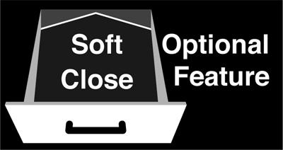 Soft Close Optional Icon