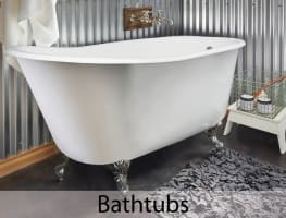 Kingston Brass Bathtubs