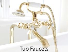 Kingston Brass Tub Faucets