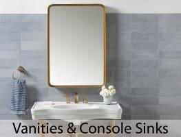 Kingston Brass Vanities & Console Sinks