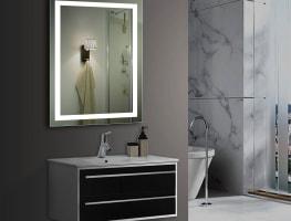 Lighted Impressions Vero Mirror