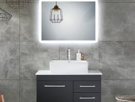 Lighted Impressions Blazer Mirror