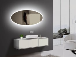 Lighted Impressions Cosmos Mirror