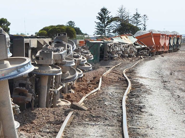 Why do trains derail and how we can prevent it