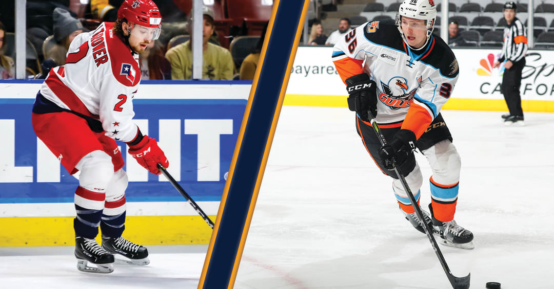 Gladiators Grab Two More AHL Players