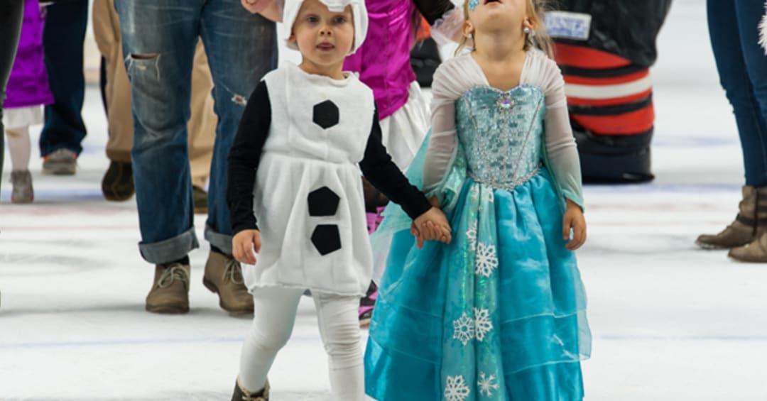 This Friday: Kids Seat FREE + Halloween Costume Parade