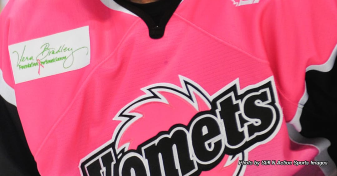 new styles 67025 27af0 Fourth annual Pink the Rink Nights Jan. 30 and 31
