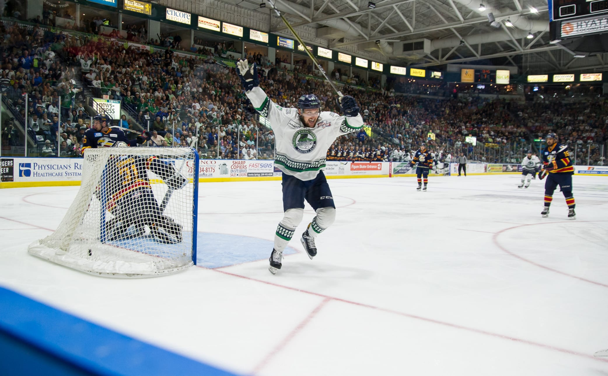 Everblades Announce Training Camp Roster Schedule