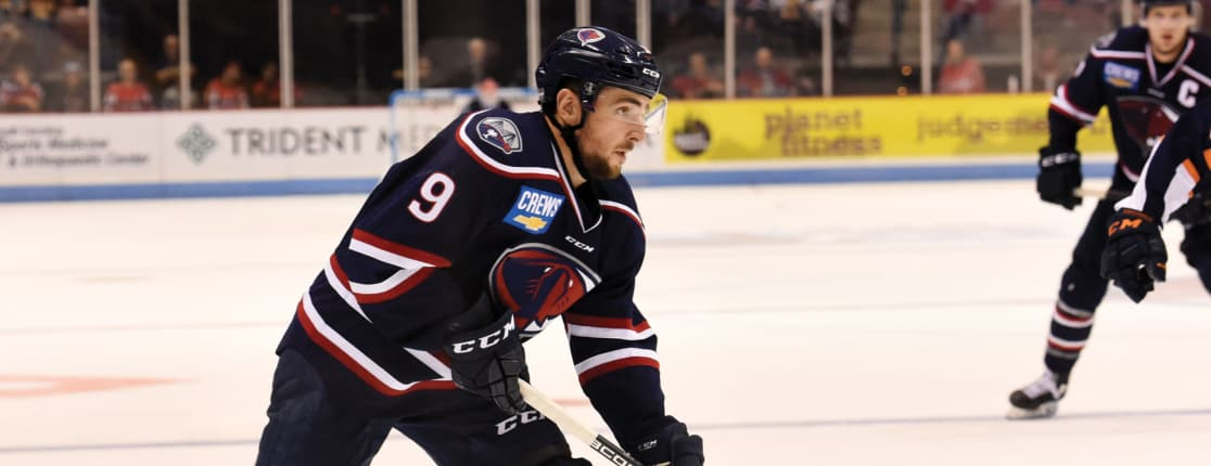 ECHL: Stingrays' Grant Besse Named Player Of The Week